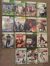 XBOX 360 games and Kinect Games in Ramstein, Germany