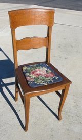 Oak Side Chair in Vista, California