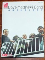 """Dave Matthews Band """"Anthology"""" guitar songbook in Clarksville, Tennessee"""