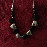Heart Design Necklace and Earrings Sets in Quantico, Virginia