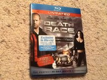 DeathRace Blu-Ray in Camp Lejeune, North Carolina