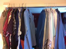 48 Big and Tall Man Dress and Casual Shirts (4XLT) in Spring, Texas