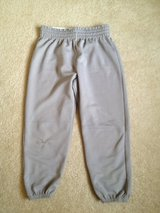 DA Grey (XL) Youth Baseball Pants in Lockport, Illinois