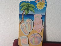 Beach Fun Sticky Note Set in Ramstein, Germany