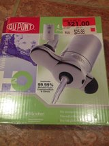 DUPONT Premier Faucet Mount Filter. in Lockport, Illinois