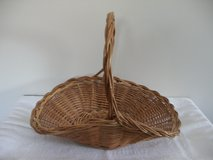 Vintage Flower Gathering Basket in Oswego, Illinois