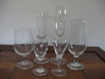 Assorted Bar Glasses in Oswego, Illinois