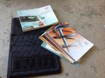 PCS SOON Audi A4 Avant owners manual and case in Ramstein, Germany