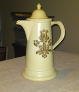 Vintage Pfaltzgraff Village Tall Coffee Pot in Camp Lejeune, North Carolina