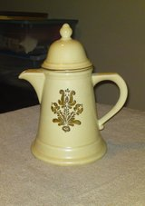 "#1 Vintage Pfaltzgraff Village  Coffee Pot 10 1/2"" in Camp Lejeune, North Carolina"