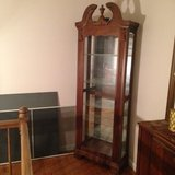 Curio cabinet in Joliet, Illinois