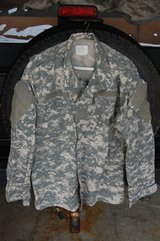 ACU COMBAT SHIRTS in Fort Riley, Kansas