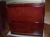 Wooden 2-Drawer Lateral File in Tomball, Texas