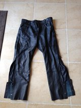 Leather Motorcycle Pants in Travis AFB, California