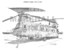 Chinook F Model - Helicopter - Aviation - CH-47F in Dothan, Alabama