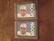 1985 Topps Warren Moon RC in Warner Robins, Georgia