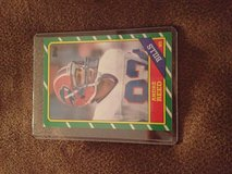 1986 Topps Andre Reed RC in Perry, Georgia