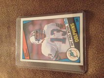 1984 Topps Dan Marino RC in Warner Robins, Georgia