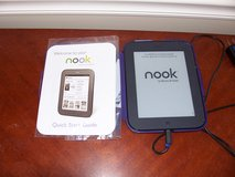 Barnes and Noble Nook Reader and Protective Cover in Yorkville, Illinois