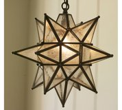 Pottery Barn Olivia Star Pendant in Travis AFB, California
