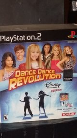 Playstation 2 Dance Dance Revolution Disney in Fort Campbell, Kentucky