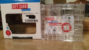 Gift card puzzle in Chicago, Illinois