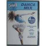 ***Crunch Fitness Dance Mix 4 DVDS*** in Houston, Texas