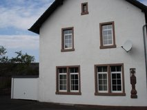 house in a nice quiet village in Spangdahlem, Germany
