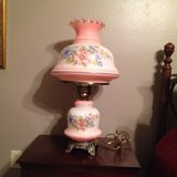 Large Vintage Hurricane Lamp in Kingwood, Texas