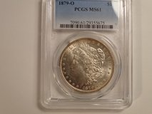1879-O  PCGS MS61 Morgan Silver Dollar in Houston, Texas