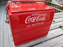 50s  Coca Cola Cooler in Camp Lejeune, North Carolina