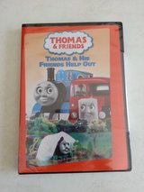 New, still in wrapper Thomas & His Friends Help Out DVD in St. Charles, Illinois