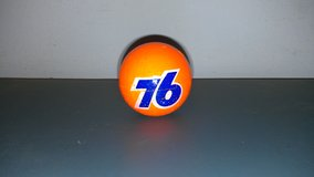 Vintage NOS Classic Orange Union 76 Nascar Fuel Car Truck Antenna Ball Topper in Aurora, Illinois
