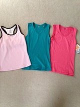 Jr/Woman's Workout Tops in Oswego, Illinois