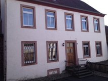 House in Gransdorf with big yard, 5 minutes from base in Spangdahlem, Germany