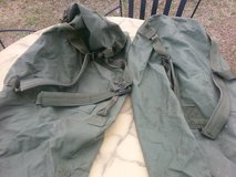 Duffle bags(have 5) 2 used 3 new in Fort Benning, Georgia