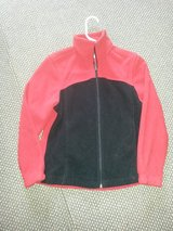 Boys Red/Black Fleece Jacket in Lockport, Illinois