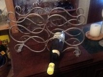 wine rack in Vicenza, Italy