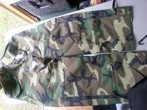 JSLIST BAG(NEW)  DEHYDRATION PACKS(2)   TOUSERS,COLD WEATHER,CAMO(MEDIUM REGULAR0 in Fort Benning, Georgia