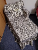 Kids Leopard print Lounge chair in Okinawa, Japan