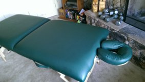 earthlite portable massage table in Ruidoso, New Mexico
