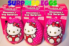Hello Kitty Chocolate Surprise Eggs in Fort Knox, Kentucky