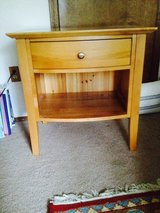 Night stands and matching  king size bed offered seperately in Tacoma, Washington