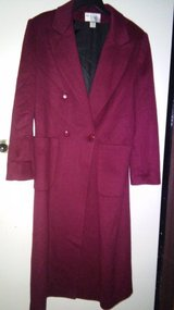 wool coat -extra long in Kingwood, Texas