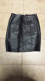 Leather Skirt, Size 4 in Kingwood, Texas