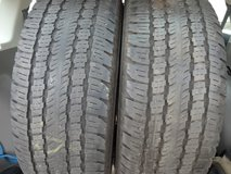 2 - 265/65R18 Used Firestone Destination LE Tires in Westmont, Illinois