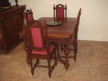 Belgium Dining Set (have many more pictures-call or text) in Dover AFB, Delaware