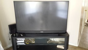 "Mitsubishi 60"" Diagonal HD W/Stand in Naperville, Illinois"