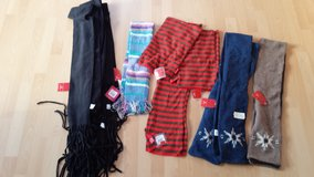 13 New Scarves in Ramstein, Germany