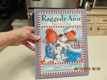 Raggedy Ann New Giftable Hardcover Book in Houston, Texas